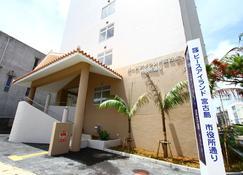Hotel Peace Island Miyakojima Shiyakushodori - Miyakojima Adası - Bina