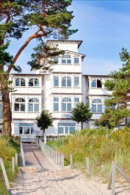 Hotel Villa Belvedere und Appartements - Binz - Rakennus