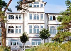 Hotel Villa Belvedere - Binz - Edificio