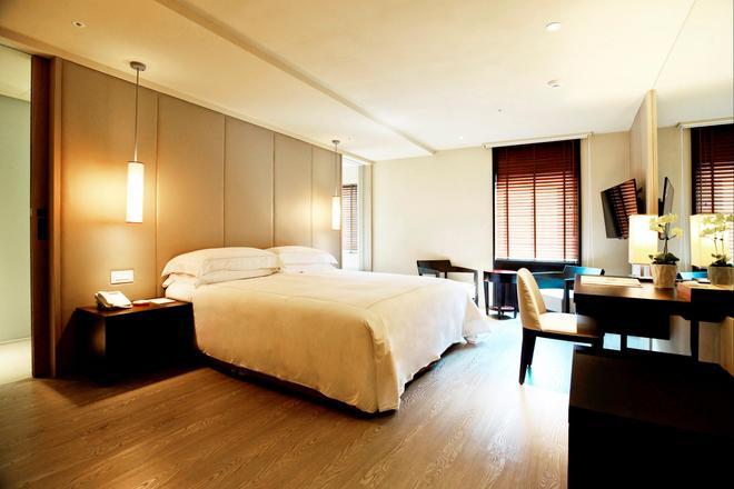 The Gaia Hotel Taipei - Taipei - Makuuhuone