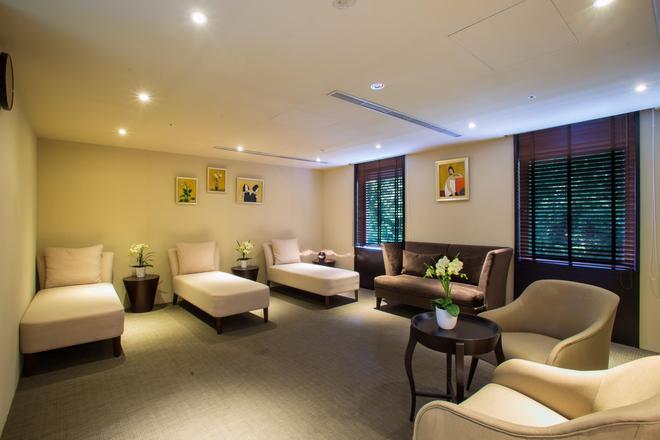 The Gaia Hotel Taipei - Taipei - Oleskelutila