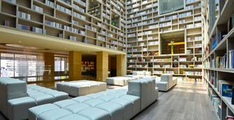 The Gaia Hotel Taipei - טאיפיי - טרקלין