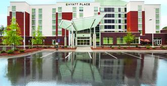 Hyatt Place Raleigh/Cary - Raleigh - Building