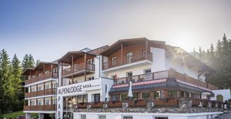 Aparthotel Alpenlodge - Leutasch - Edificio