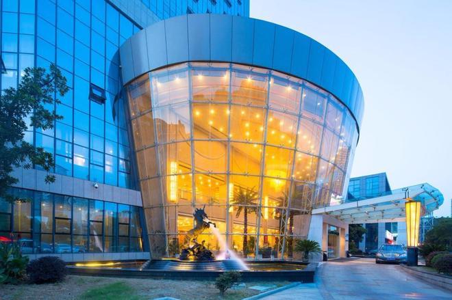 Zoyi International Hotel Wuxi - Wuxi - Κτίριο