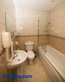 The Frontier Hotel - Bridge End - Bathroom