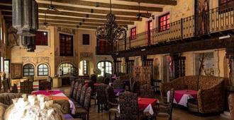 Tropicana Inn - San José del Cabo - Restaurante