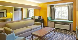 Microtel Inn & Suites by Wyndham Gatlinburg - Gatlinburg - Living room