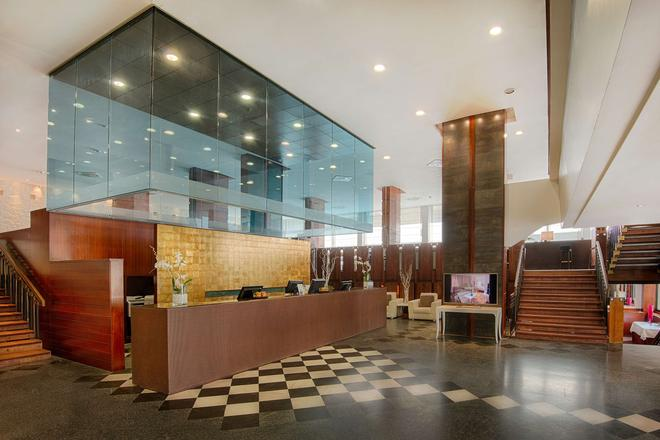 NH Firenze - Φλωρεντία - Σαλόνι ξενοδοχείου