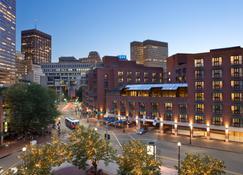 The Bostonian Boston - Boston - Vista del exterior