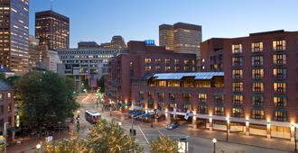 The Bostonian Boston - בוסטון - נוף חיצוני