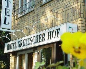 Hotel Gretescher Hof - Osnabrück - Building