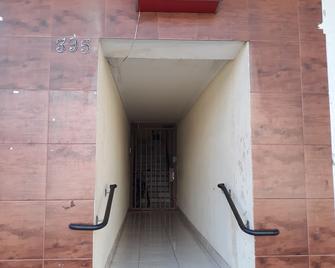 Hotel Gringos - Londrina - Buiten zicht
