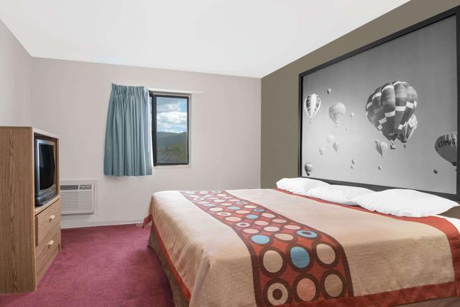陶斯速 8 酒店 - 陶斯 - 陶斯 - 臥室