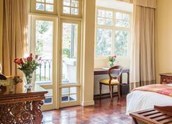 The Winston Hotel - Johanesburgo - Habitación