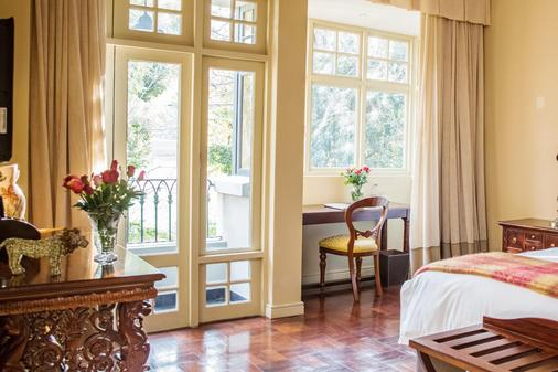 The Winston Hotel - Johannesburg - Phòng ngủ