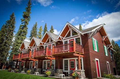 Paradise Lodge and Bungalows - Lake Louise - Building