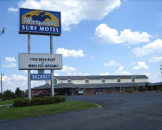 Marysville Surf Motel - Marysville - Building