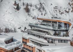 Josl Mountain Lounging Hotel - Obergurgl - Edificio