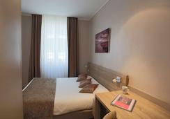 芳迪酒店 - 尼斯 - 尼斯 - 臥室