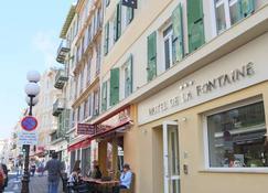 호텔 드 라 퐁텐 - 니스 - 건물