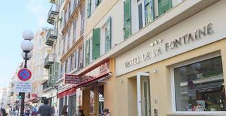 Hotel De La Fontaine - Nizza - Rakennus