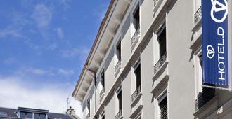 Hotel D Geneva - Geneva - Building
