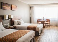 Hotel Mirage - Santiago de Querétaro - Bedroom