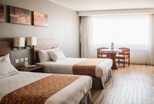 Hotel Mirage - Santiago de Querétaro - Makuuhuone