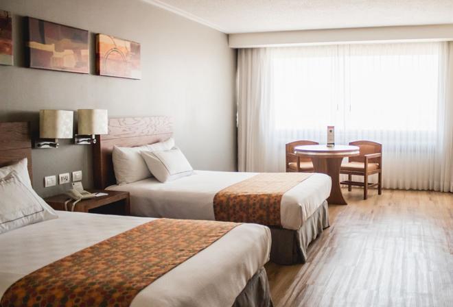 Hotel Mirage - Керетаро - Спальня