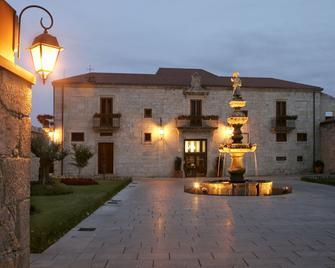 Hotel Pazo De Lestrove - Padrón - Building
