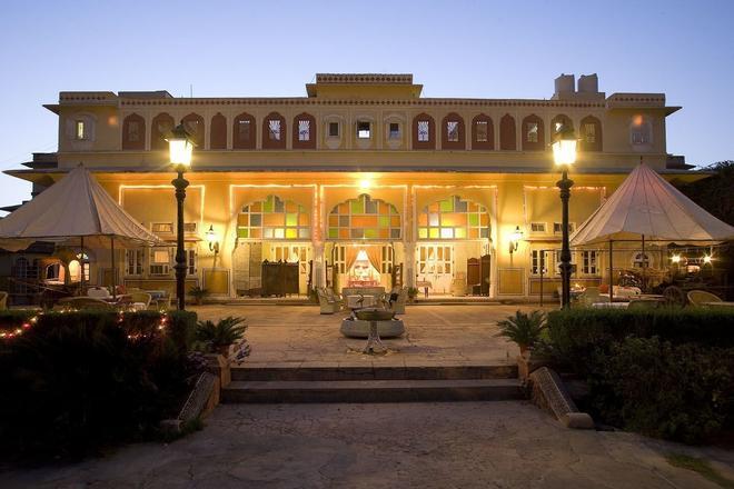 Naila Bagh Palace - Jaipur - Rakennus