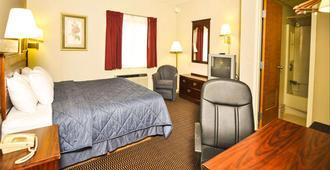 Best Budget Inn Sandusky - Sandusky - Bedroom