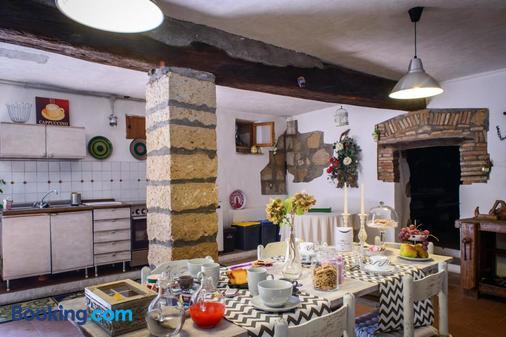 B&B La Polinnia - Bagnoregio - Dining room