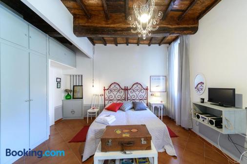B&B La Polinnia - Bagnoregio - Bedroom