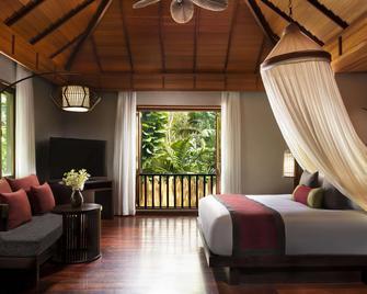 Anantara Rasananda Koh Phangan Villas - Ko Pha Ngan - Soveværelse