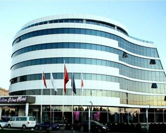 Golden Palas Hotel Cerkezkoy - Çerkezköy - Gebouw