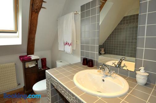 Grange du Plessis - Segré-en-Anjou-Bleu - Bathroom