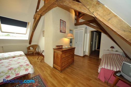 Grange du Plessis - Segré-en-Anjou-Bleu - Bedroom