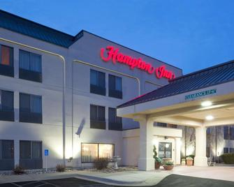 Hampton Inn North Sioux City - North Sioux City - Building