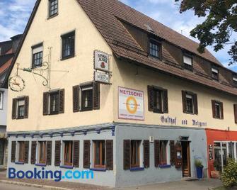 Gasthof zum Hirsch - Людвігсбург - Building