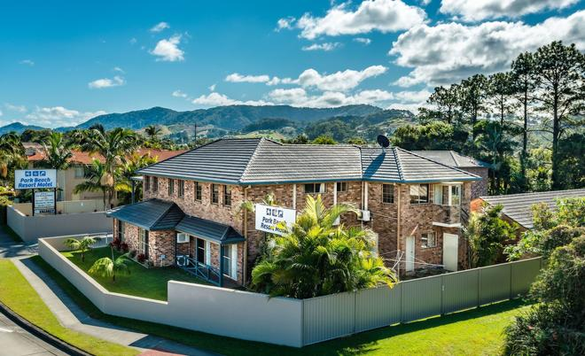 Park Beach Resort Motel - Coffs Harbour - Rakennus