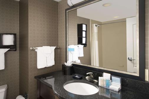 Hampton Inn & Suites Athens-I-65 (Huntsville Area), AL - Athens - Bathroom