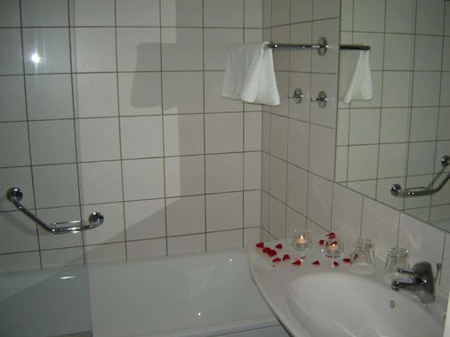 First Hotel G - Gothenburg - Phòng tắm