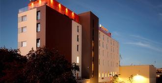 Hotton Hotel - Gdynia - Edificio