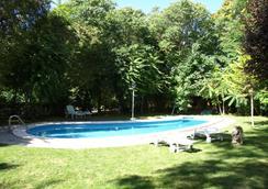 Gran Posada La Mesnada - Olmedo - Pool