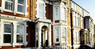 Kensington House Aparthotel - Newcastle-upon-Tyne - Edificio