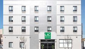 Lic Hotel - Queens - Edificio