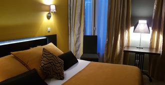 阿格森酒店 - 巴黎 - 巴黎 - 臥室