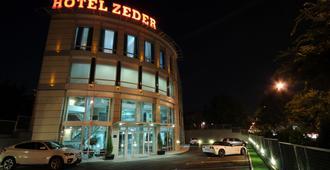 Hotel Zeder Garni - בלגרד - בניין